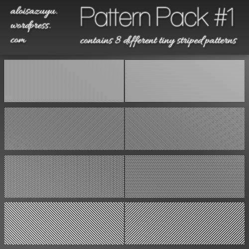 Pattern Pack #1