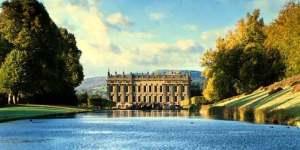 Pride & Prejudice (2005) - Chatsworth House as Pemberley