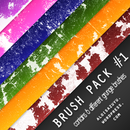 Brush Pack #1